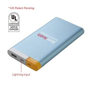 UL Certified 10,000mAh Two Tone Power Bank ** US Patent Pending